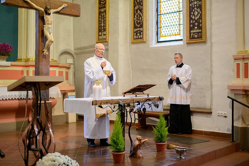 vestuvės šventos Gertrūdos bažnyčioje