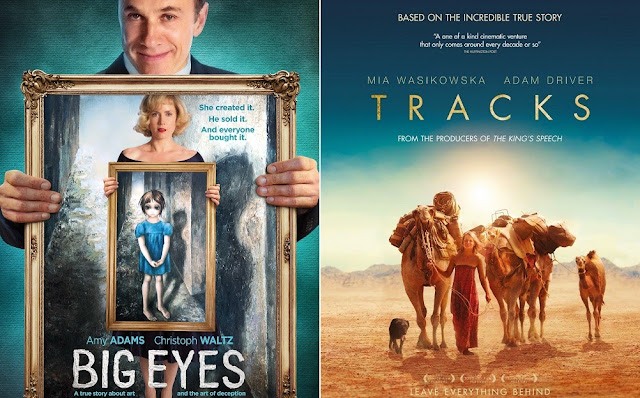 Big Eyes Tracks movie posters malaysia