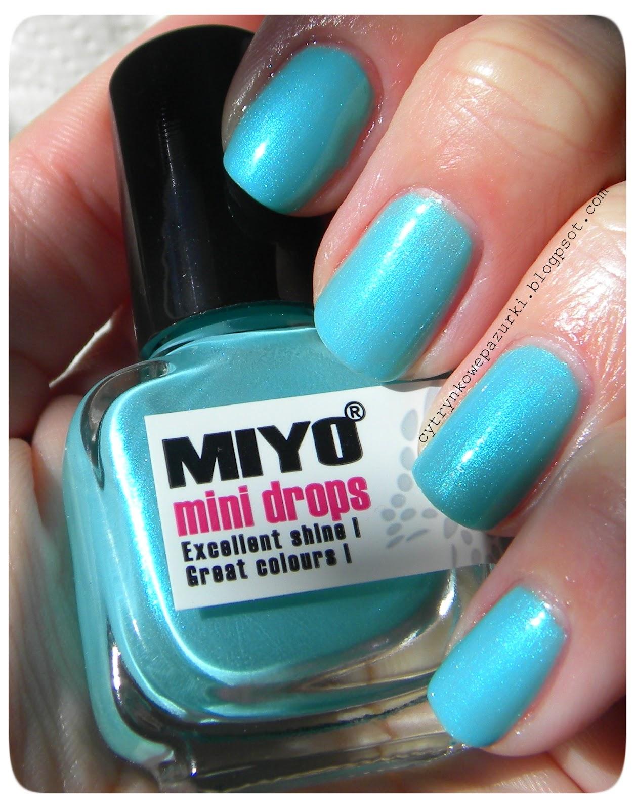 Poniedziałki z Miyo Mini Dorps 157 Pearl&Topaz