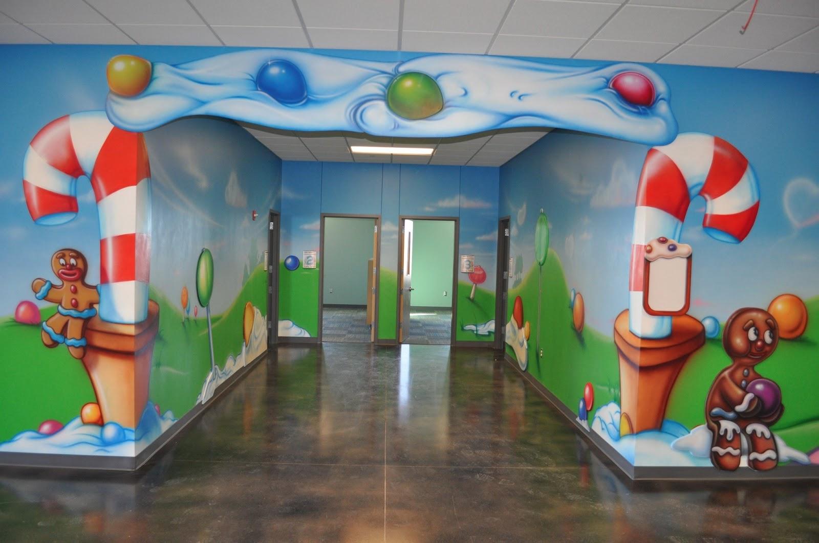 Kids Ministry Theme & Indoor Playground ~ Worlds of Wow Blog