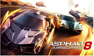 asphalt game android