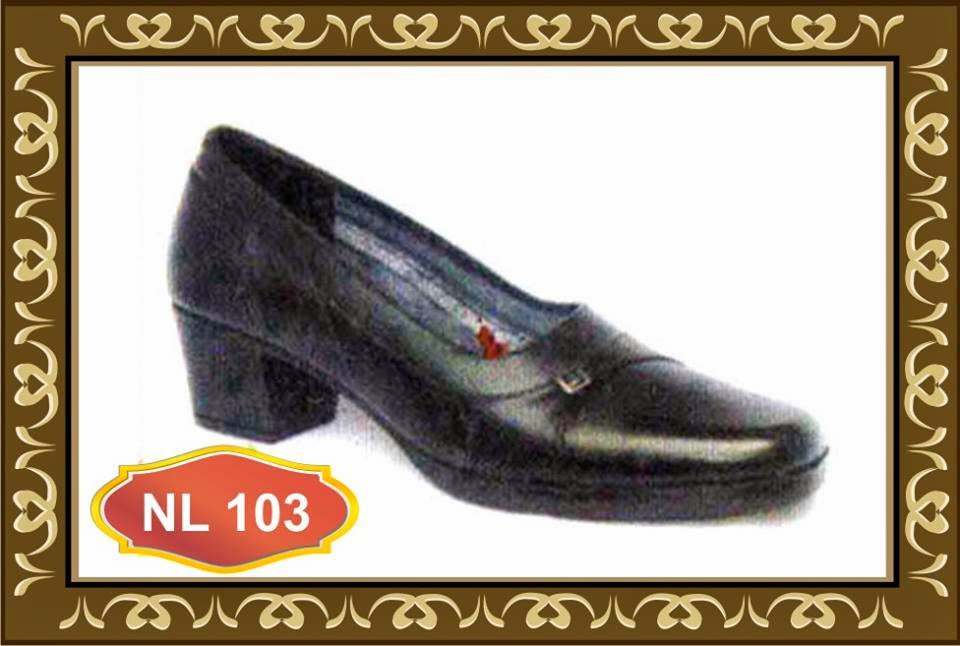 sepatu kulit wanita terbaru