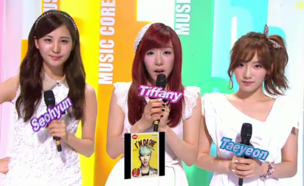 Girls generation diary tts photos today music core
