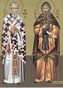 Αγιοι ΚυριλλοΣ και ΜεθοδιοΣ