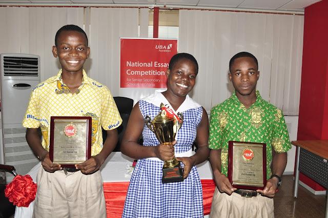 Thema: Mtn Ghana Foundation Essay Competition –