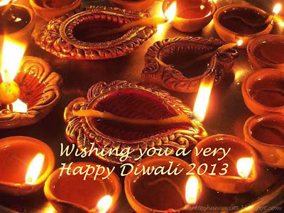 Happy Diwali 2013, Diwali Wishes