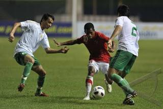 Indonesia vs Turkmenistan,pra-olimpiade,timnas U23