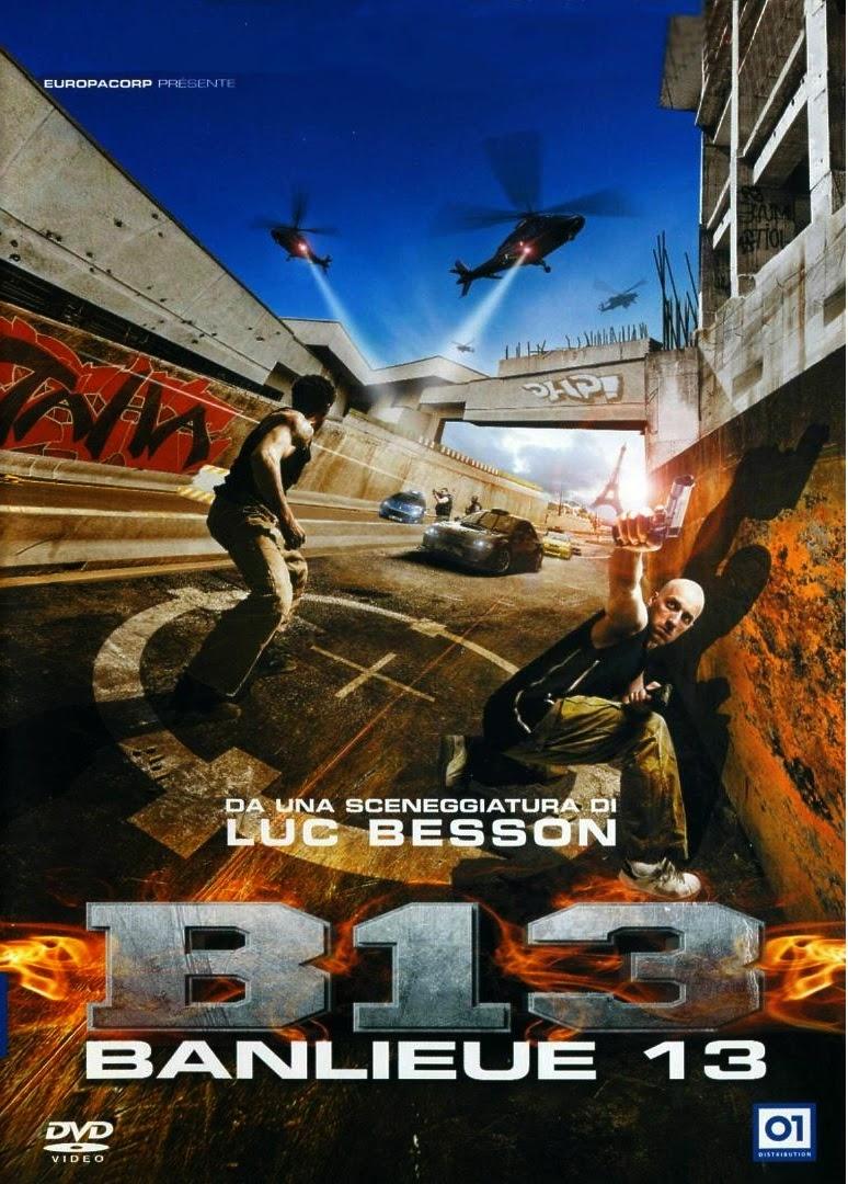 Distrito 13 (2004) DVDrip Latino avi