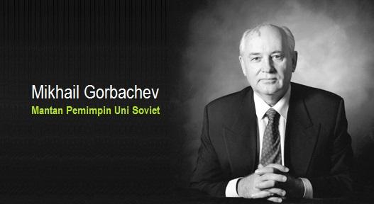 Biografi Mikhail Gorbachev - Mantan Pemimpin Uni Soviet