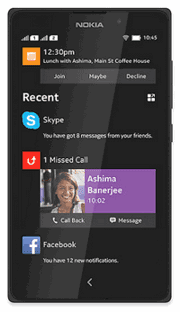 Harga dan spesifikasi lengkap Smartphone Nokia Android seri XL