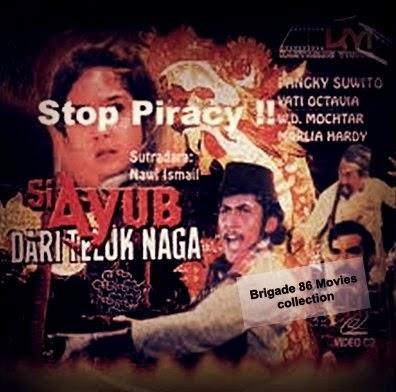Brigade 86 Movies Center - Si Ayub dari Teluk Naga (1979)