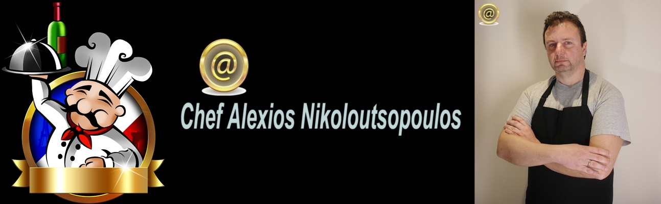 Chef Alexios Nikoloutsopoulos