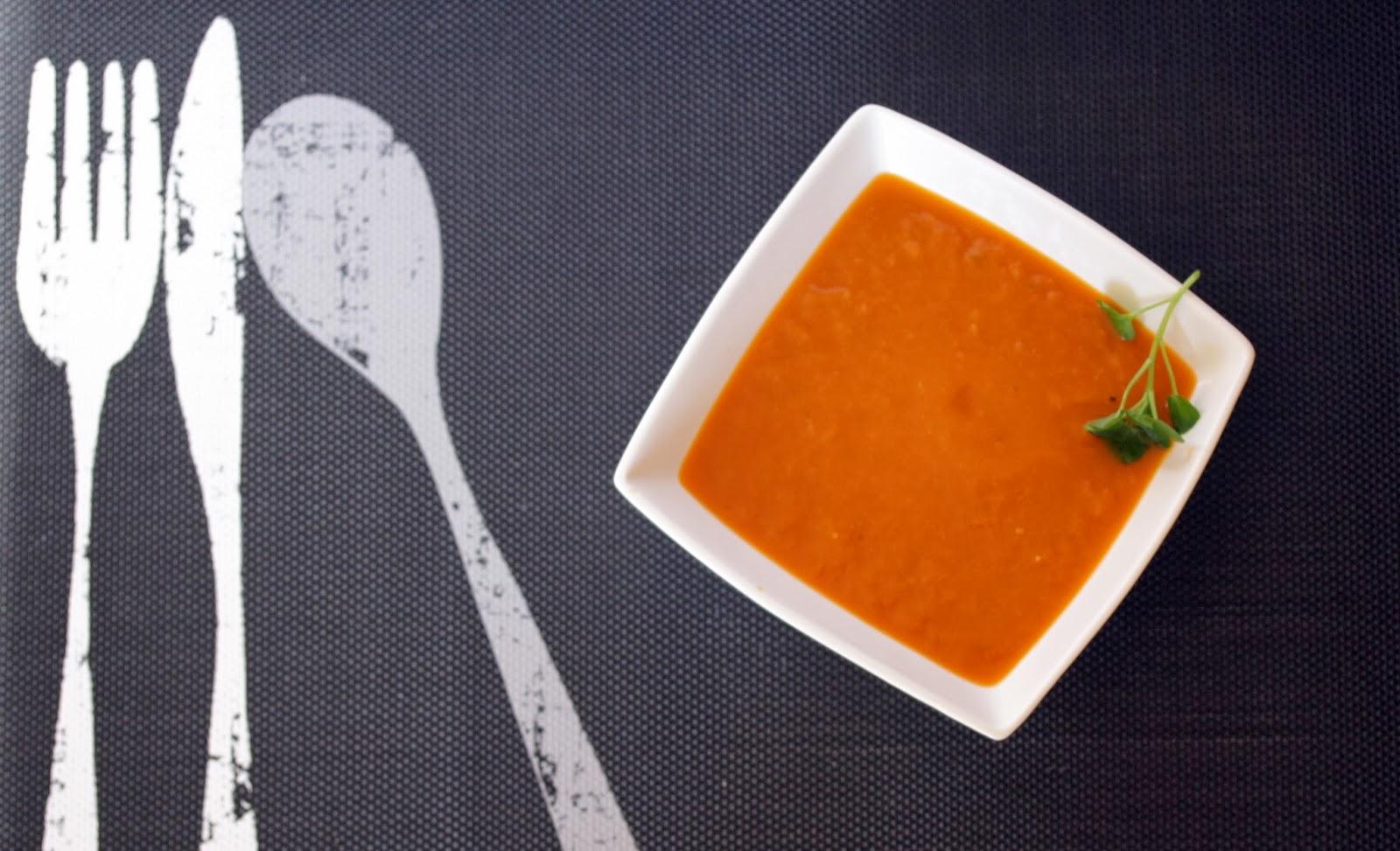 Au gr du march potage au potimarron aux poireaux et la tomate - Potage a la tomate maison ...