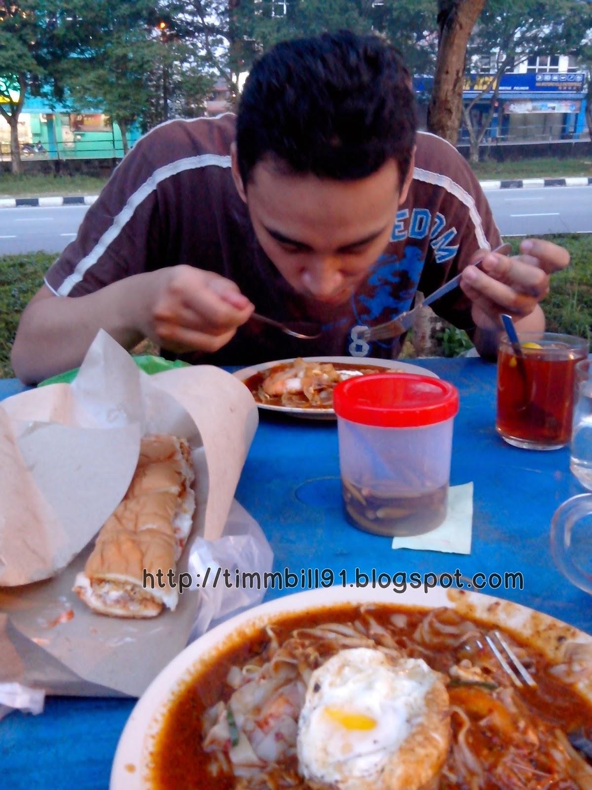 char kue tiaw, kulim, taman selasih