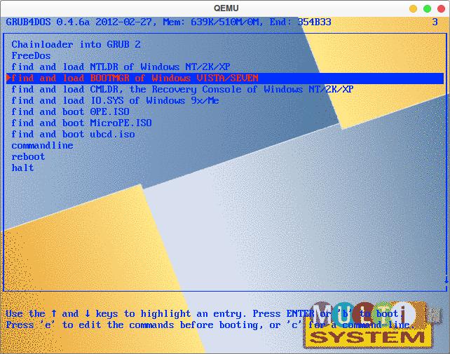 Install Windows Xp Using Grub4dos Commands