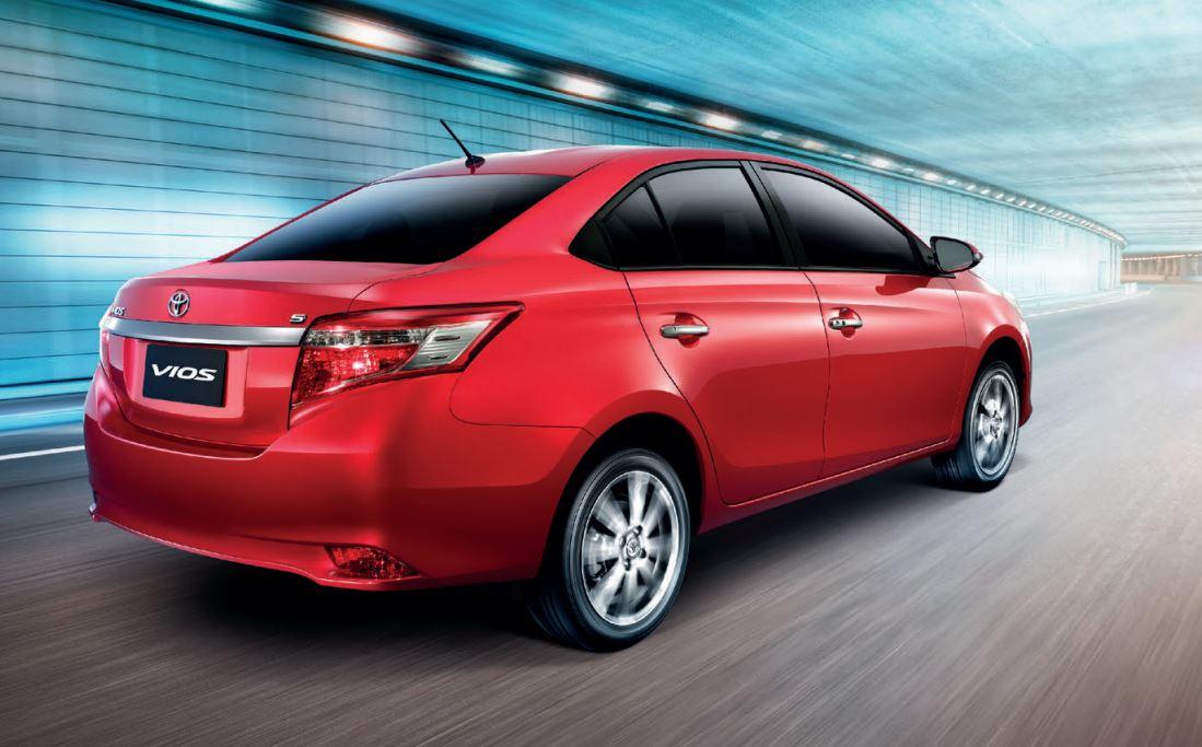 Jalan Biar Ke Depan: The New Toyota Vios 2013