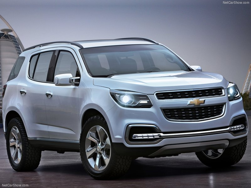 2013 New SUV-Chevrolet TrailBlazer