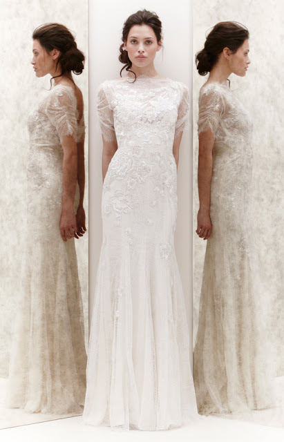 2013 lace wedding dresses Jenny Packham
