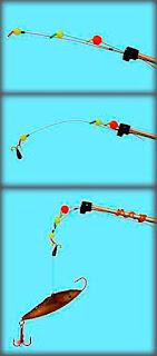 Кивок универсальный для зимней рыбалки
