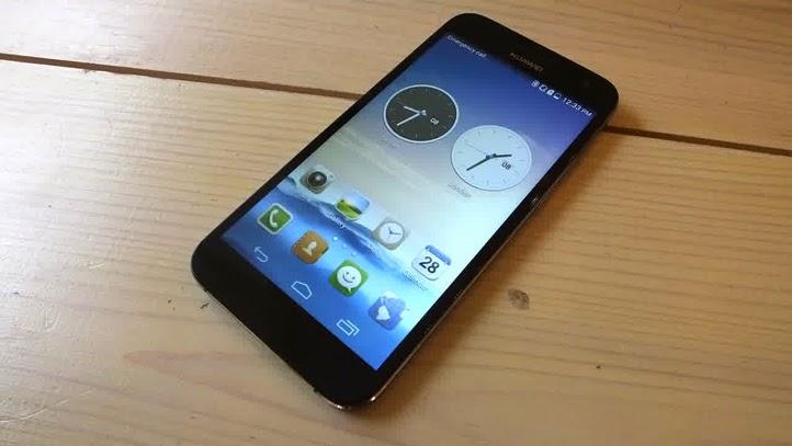harga smartphone Huawei Ascend G7
