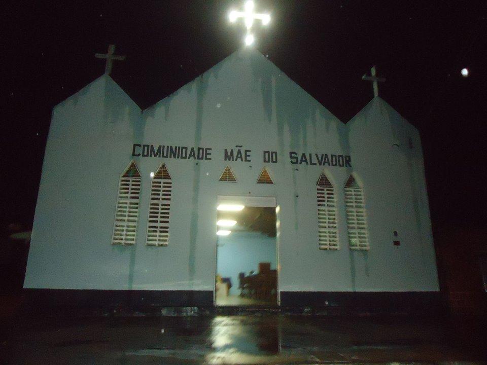 CAPELA MÃE DO SALVADOR - BAIRRO BELA VISTA