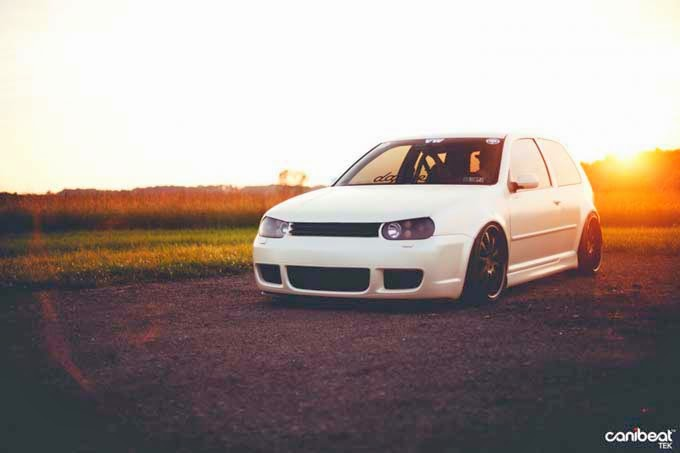 Golf R32 Turbo