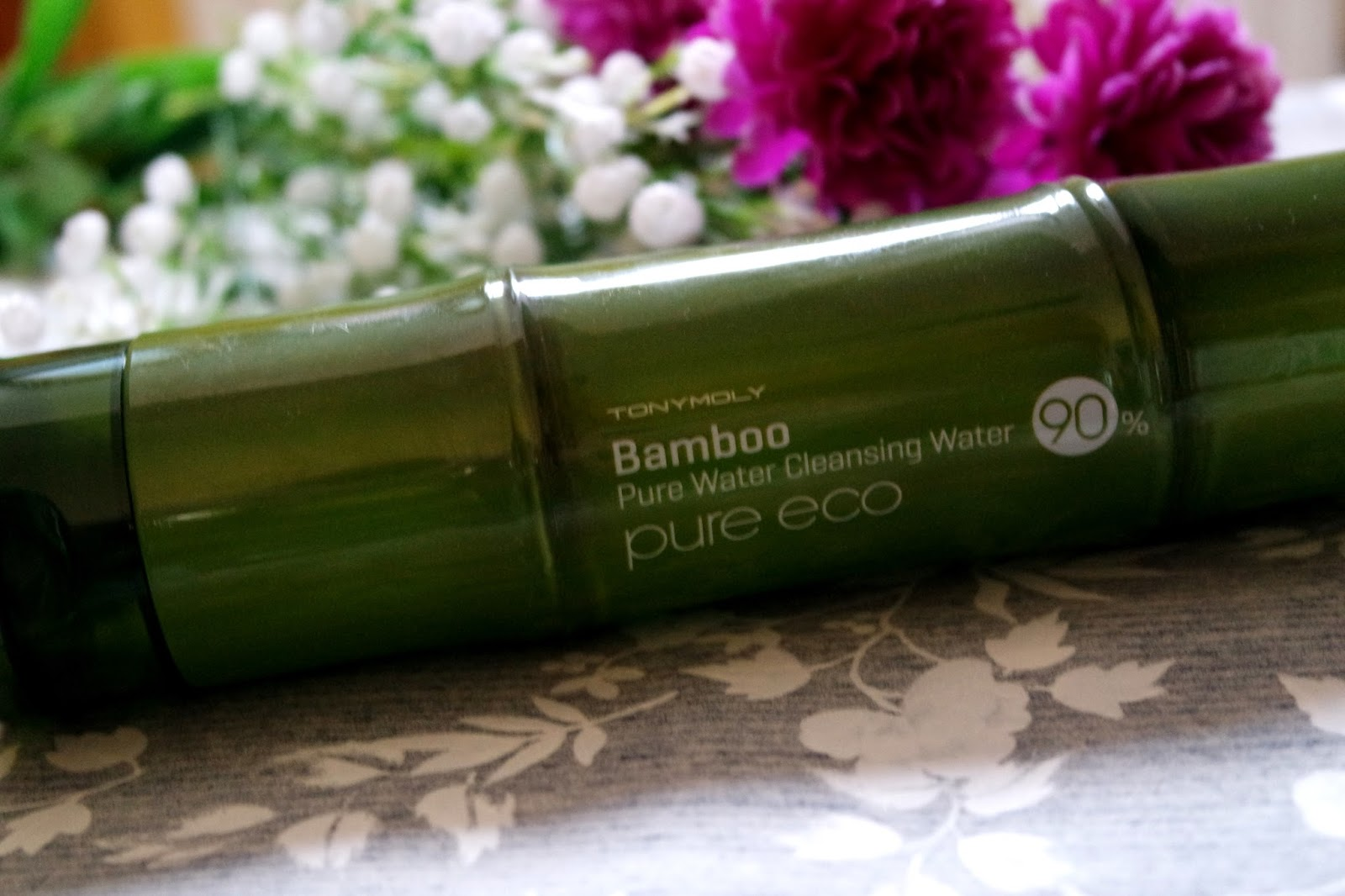 Tony Moly Bamboo No Wash Cleansing Water