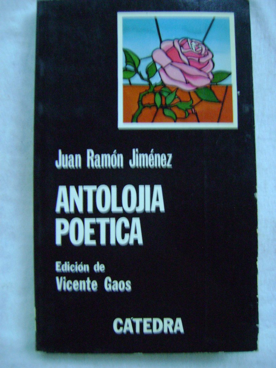 Antología poética de Juan Ramón Jiménez