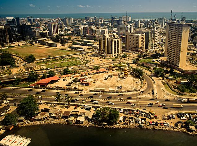 Modern Lagos full speed ahead