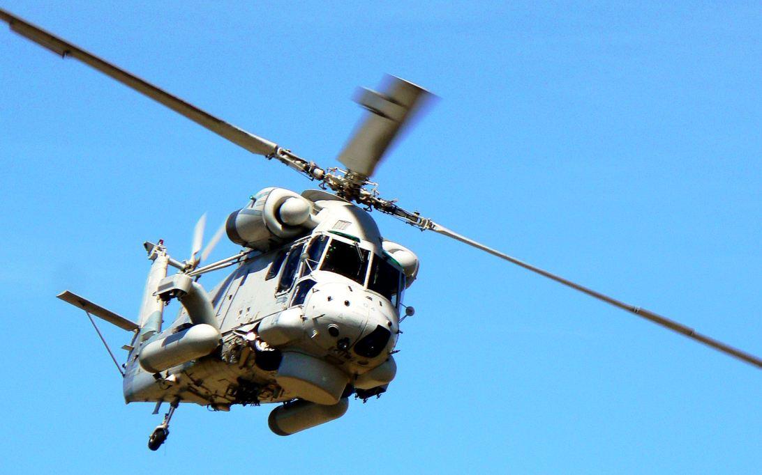SH-2G Super Seasprite, Helicopter Wallpaper 2