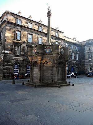 Tortura en Edimburgo, lugar de los castigos