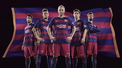 Barcelona Qatar Messi Neymar Suárez Iniesta