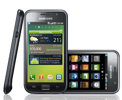 Samsung Galaxy S II,Top 5 Samsung  Smartphones  Android