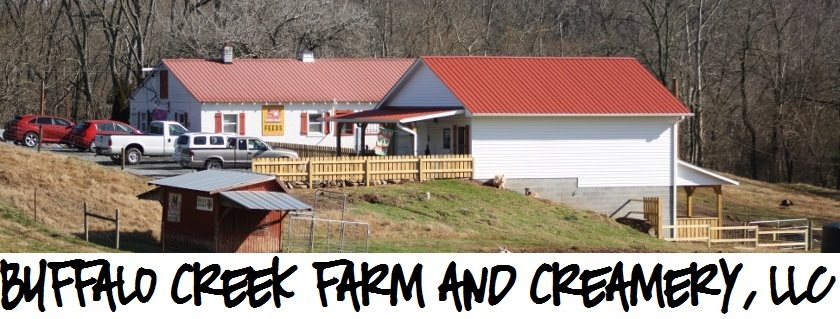 Buffalo Creek Farm and Creamery, LLC