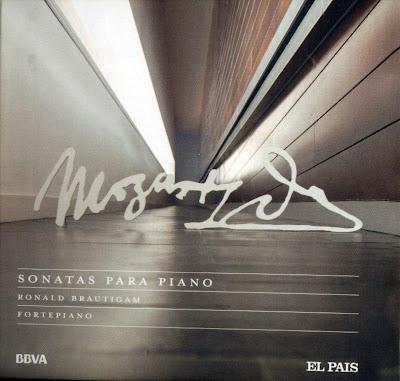 Mozart - Col. El País 250 Aniversario-(2006)-9-Sonatas para piano-carátula frontal