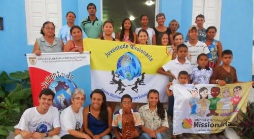 Primeiros passos das Obras Missionárias em Cacimbinhas