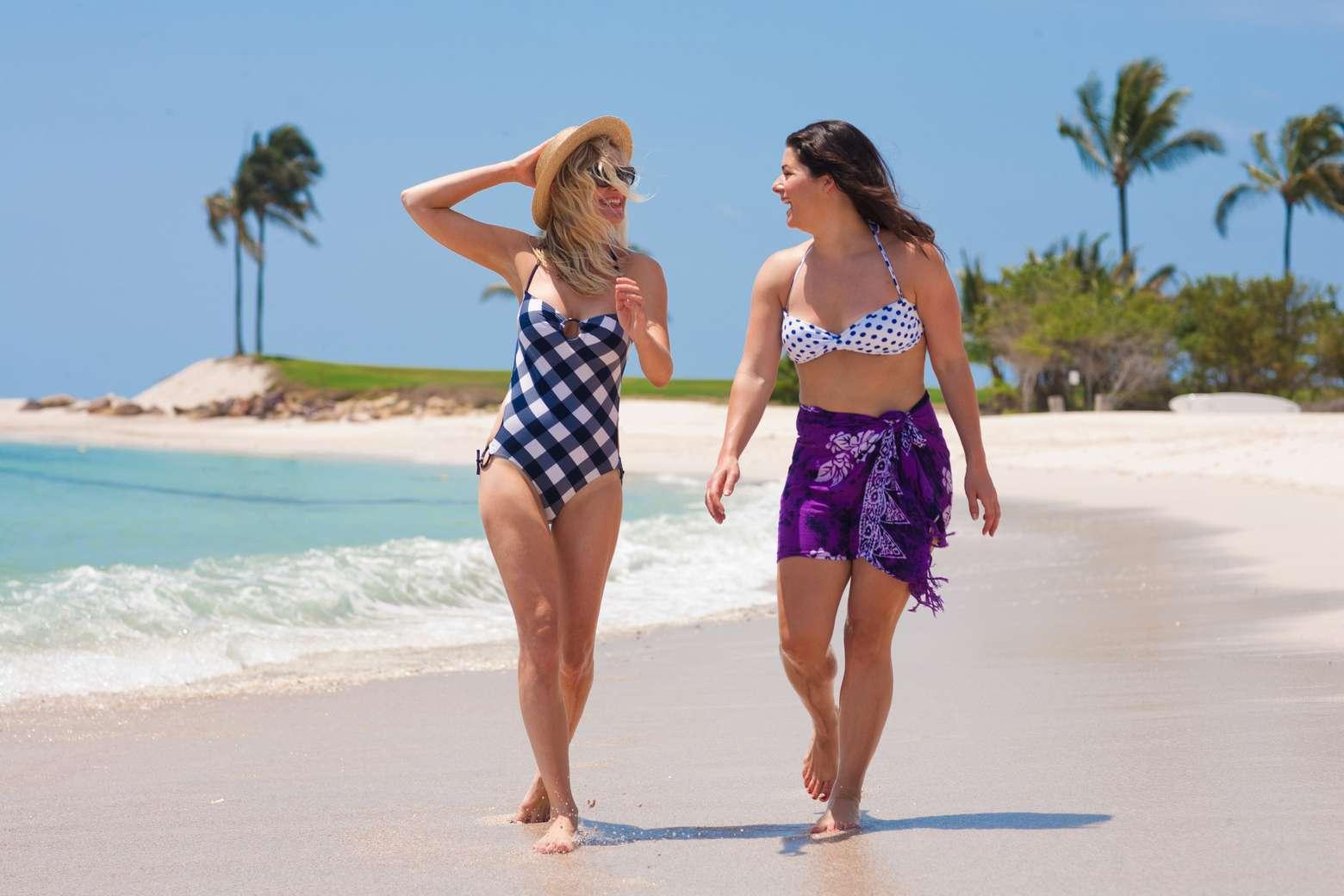 Мои фото с пляжа с подругой