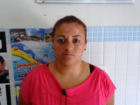 Polícia prende ex-presidiária com 24 quilos de maconha em Limoeiro