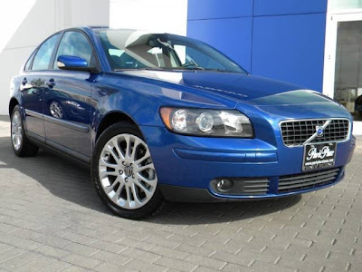 Volvo S40 Load Carrier Bars, Roof