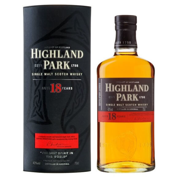 高原騎士18年 單一純麥威士忌 Highland park