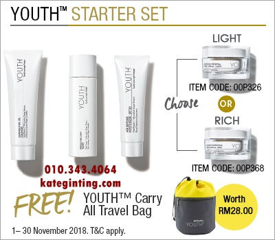 PROMOSI: YOUTH STARTER SET