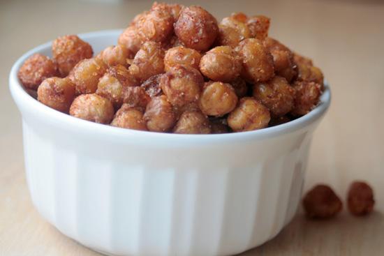 The Lunchbox Tree: Crispy Fried Chickpeas