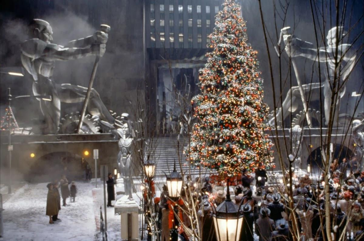 Darkling Dreams: 7 Dark Christmas Movies/Episodes to Watch