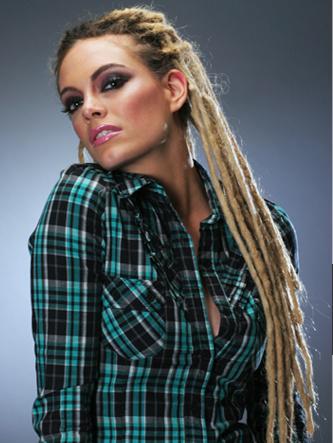Cambio de look Emilia Attias peinados