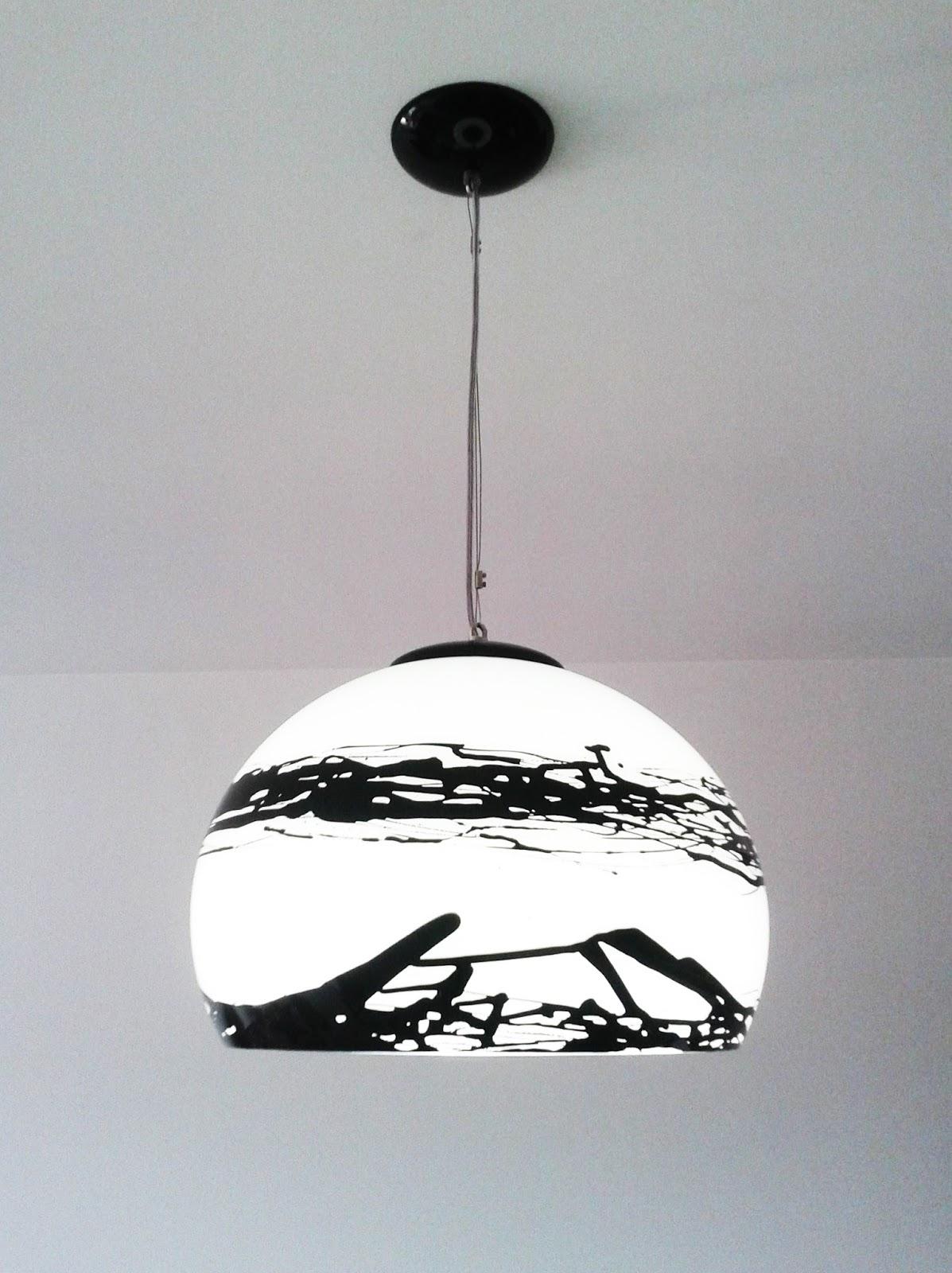 Ludica iluminacion lamparas de acrilico de techo colgantes - Lampara para comedor techo ...