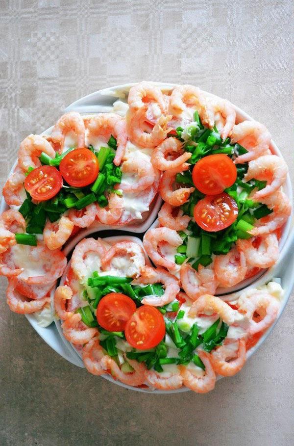 Салат нептун рецепты с фото