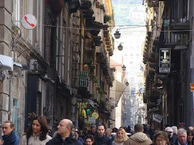 Via Tribunali, Napoli