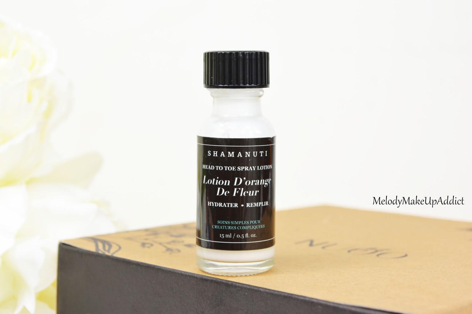 ma nuoo box de d cembre la box naturelle melodymakeupaddict blog beaut tendance bio. Black Bedroom Furniture Sets. Home Design Ideas