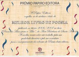 Distinção Papiro Editora