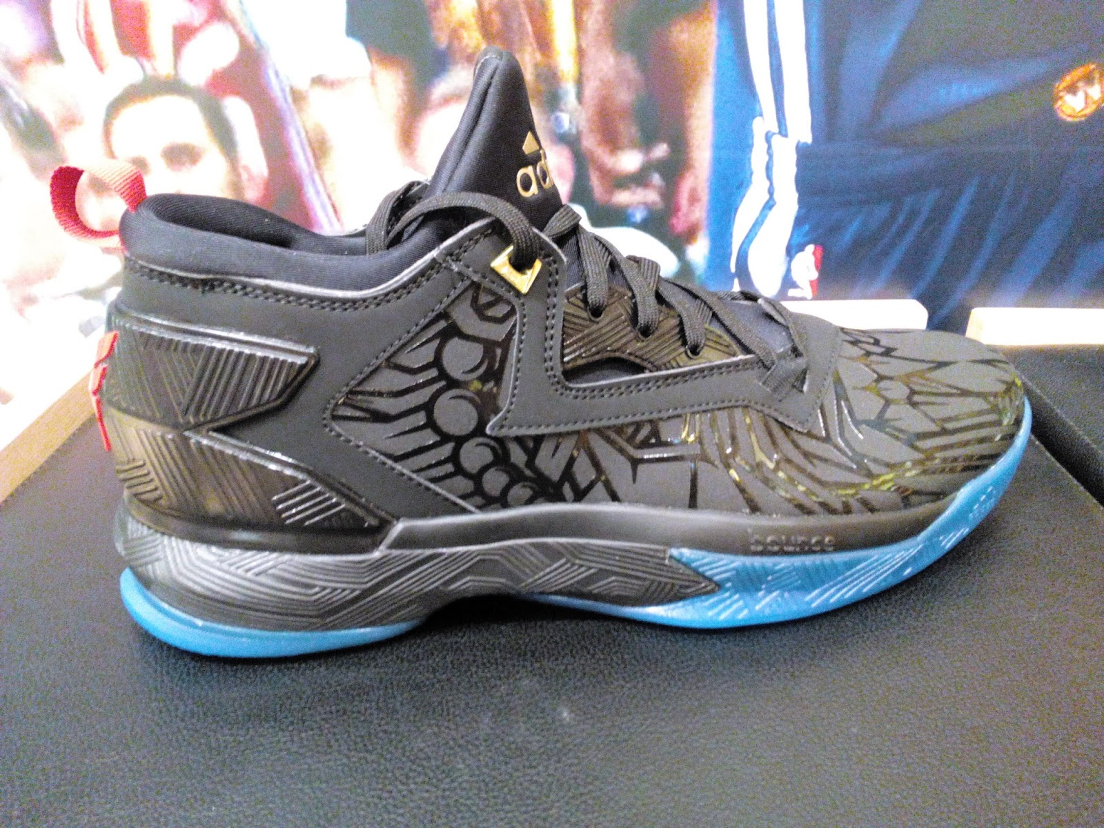 womens adidas d lillard 2 weartesters kd 8 blackout ez llc